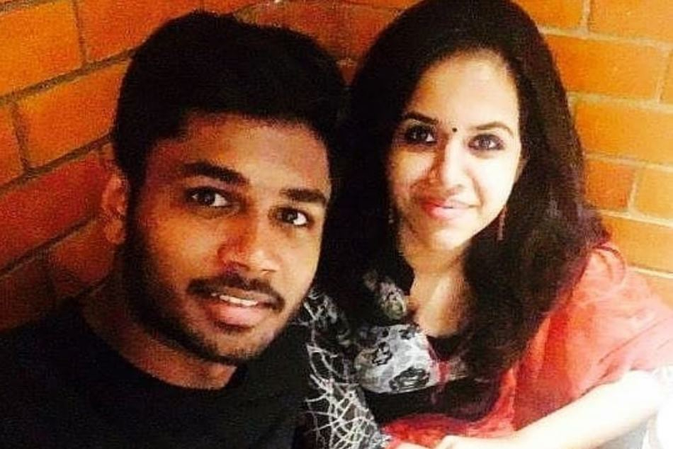 Indian Cricketer Sanju Samson Getting Married His Girlfriend Of Five Years Reveals On Social Media
