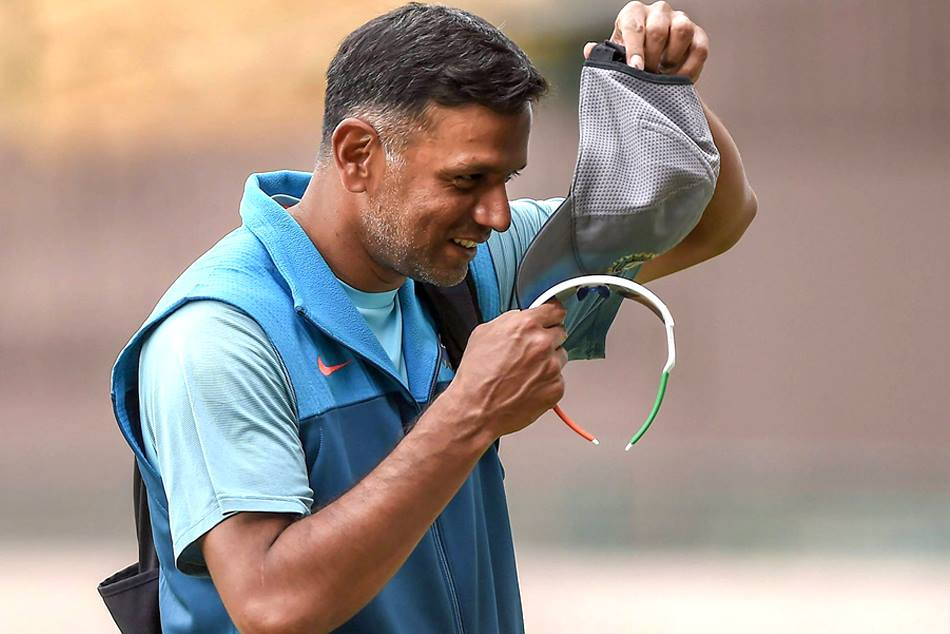 Teachers Day The man who identified Rahul Dravid and he is giving it back to Indian Cricket
