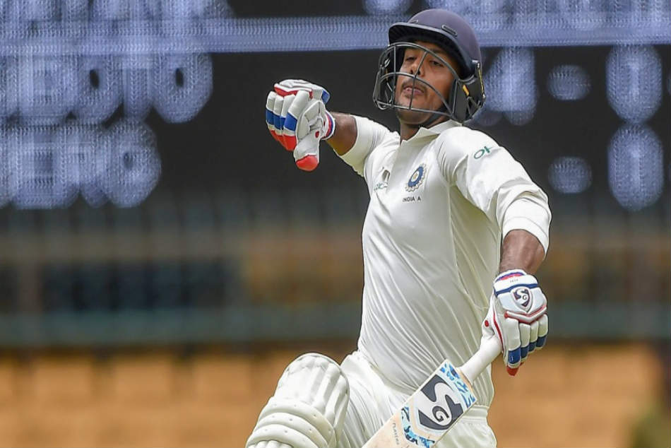 Dhawan left out of Indias squad for West Indies Tests