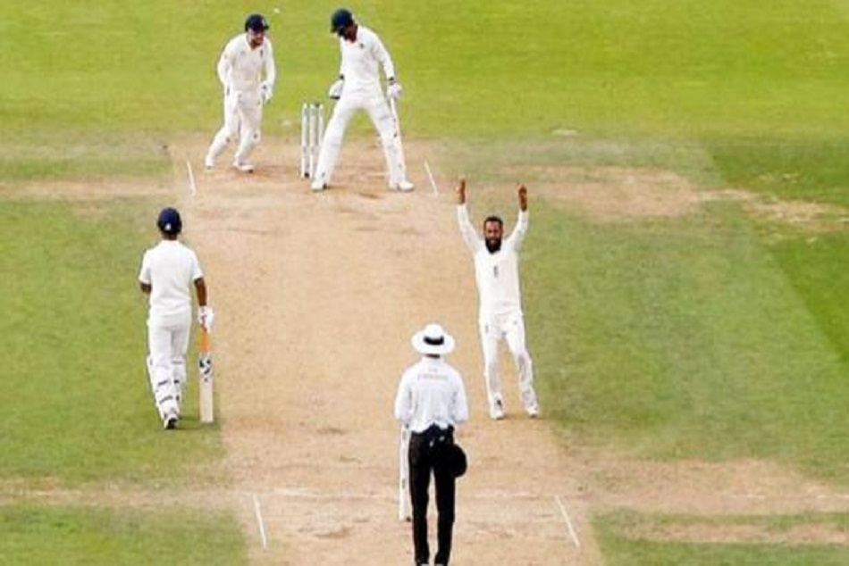 Indvseng Adil Rashid Ball The Century Kl Rahul