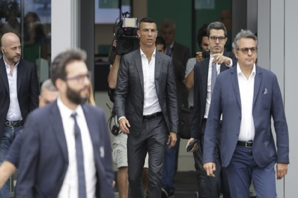 Cristiano Ronaldo May Be Trouble American Women Alleged Rape