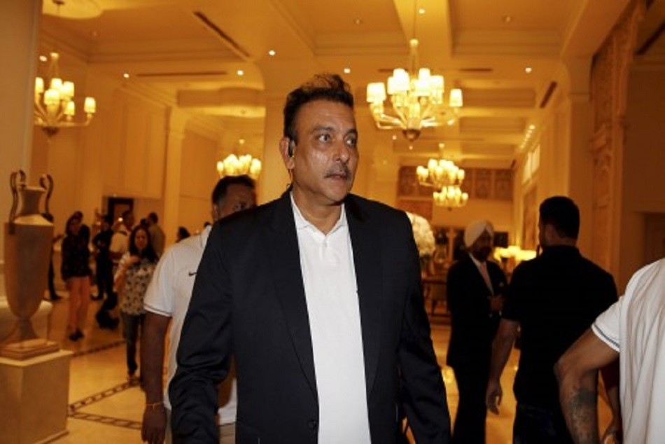 ravi shastri dating nimrat kaur since two years she is much younger than shastri