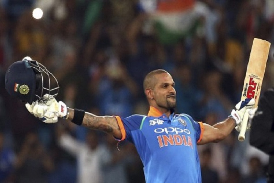 Shikhar Dhawan Makes Great Record Against Pakistan Asia Cup