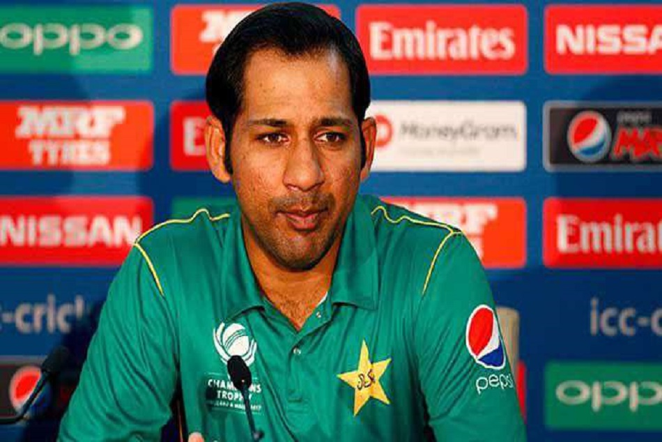 INDvsPAK: Sarfraz ahmed reveals why his team lost Against India