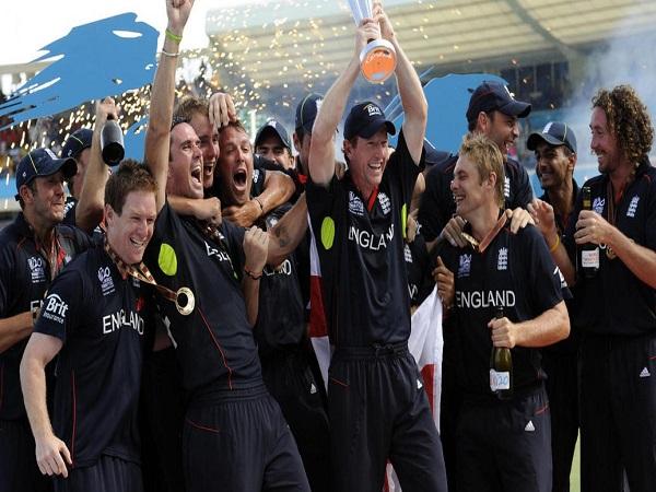 इंग्लैंड को पहली बार बनाया चैंपियन