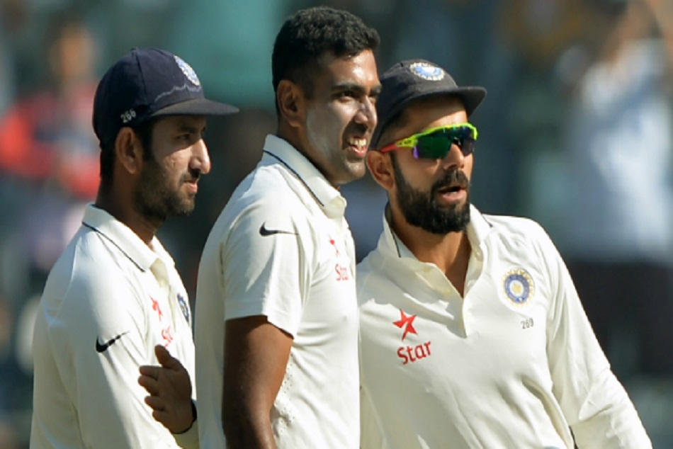 Cheteswarpujara Defends Ravichandran Ashwin Bowling Performance