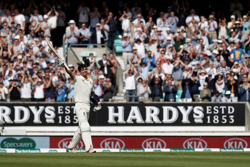 Indvseng Alastair Cook Created These Record His Last Test Match