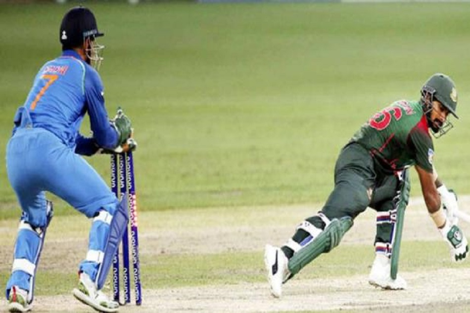 Asia Cup 2018 Dhoni Create History Complete His 800 Wickets