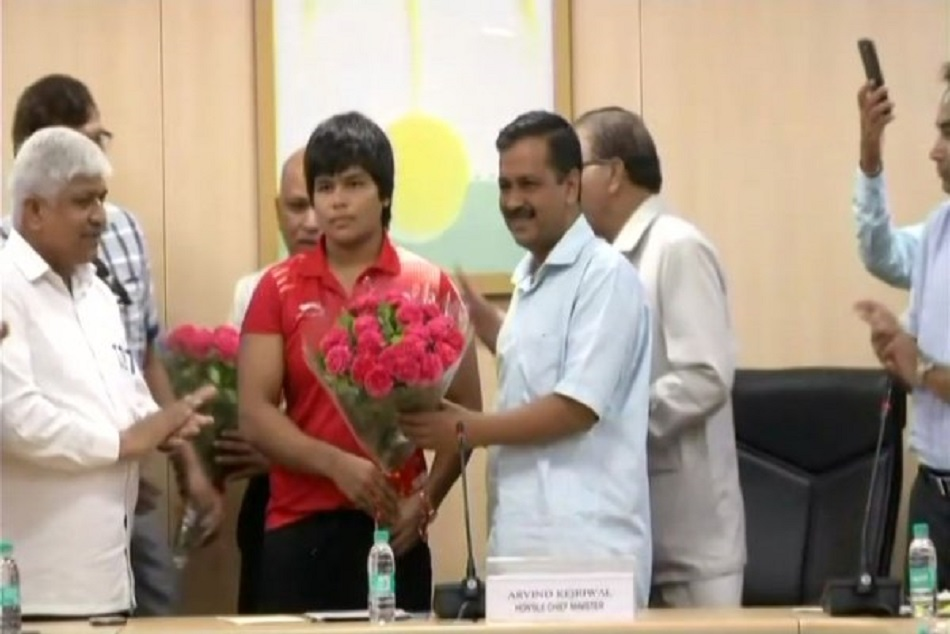 Asian Games Medalist Divya Kakran Lashes At Arvind Kejriwal