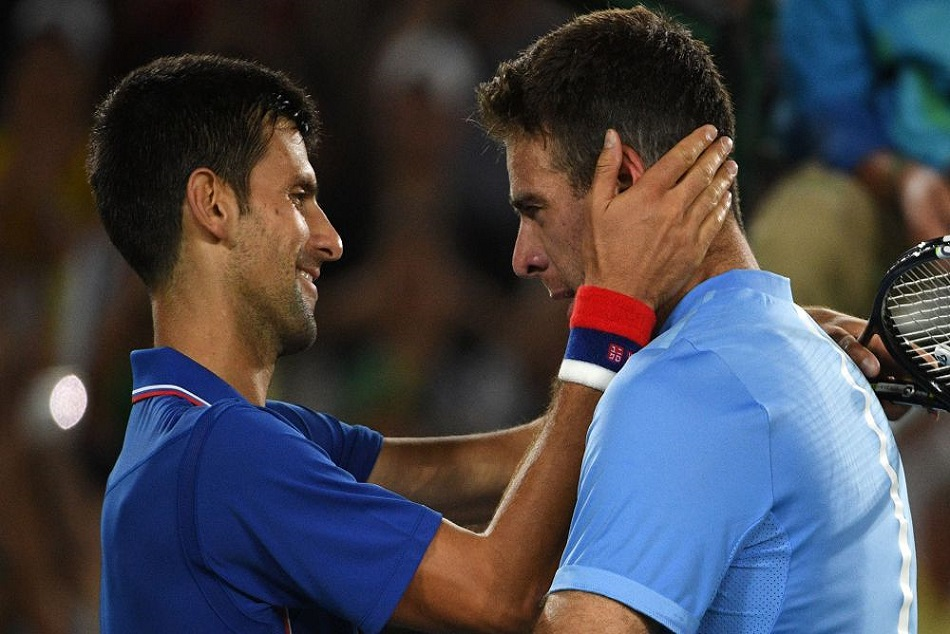 Juan Martin Del Potro Makes Shock Revelation About Novak Djokovic