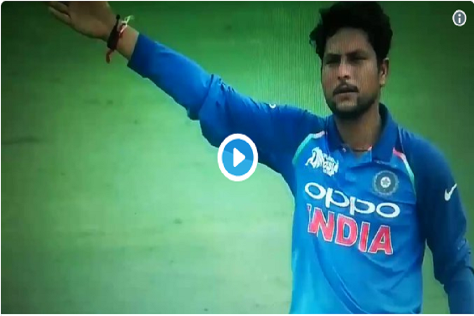 Asia Cup 2018 Dhoni Scolded Kuldeep Watch Video