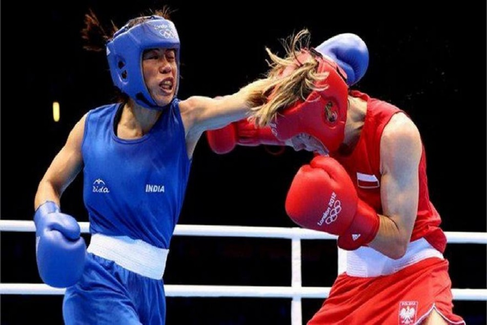 Polish Boxing Tour Gold Mary Kom Manisha Gets Silver