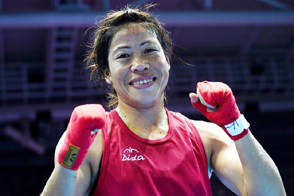 mary kom loses 2kg weight in just 4 hrs and won gold in poland
