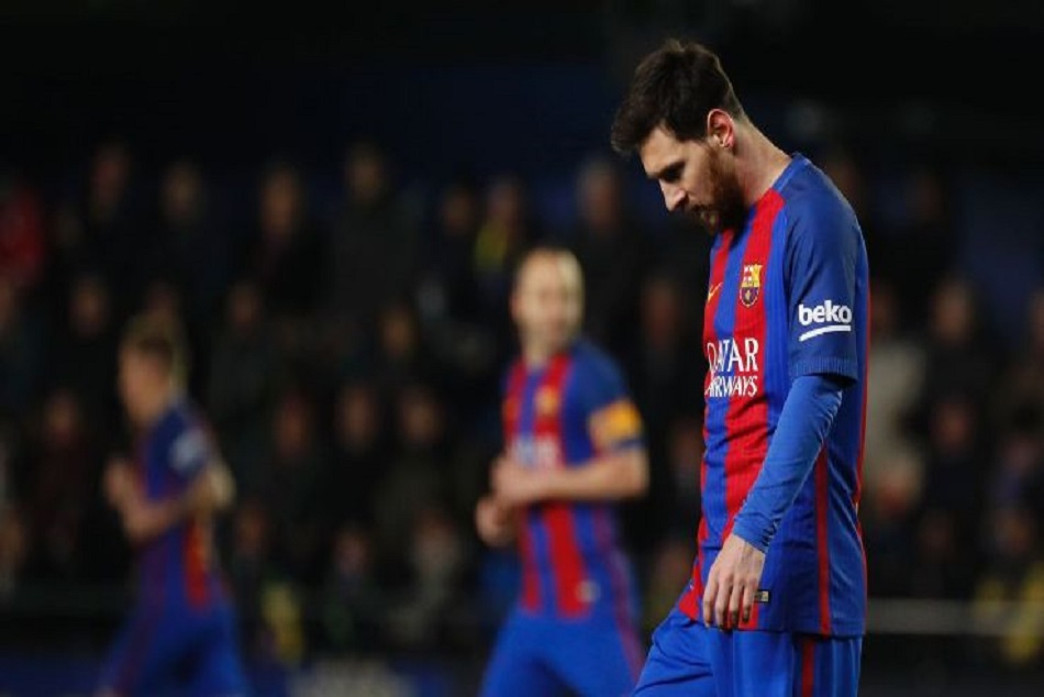 Lionel Messi Not Nominated Fifa Player The Year First Time