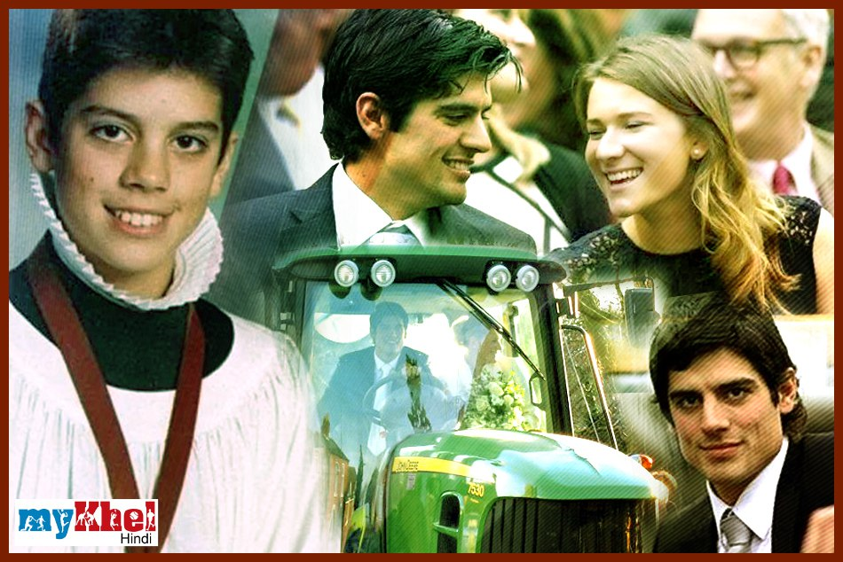 Unknown Facts About Alastair Cook In His Personal Life See Pics