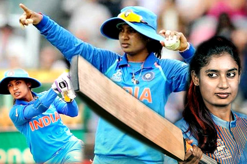 Mithali Raj Created New World Record Women Cricket