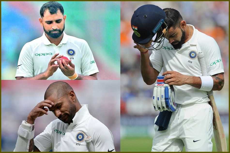 INDvsENG: Time up for Dhawan, and Kohli's captaincy