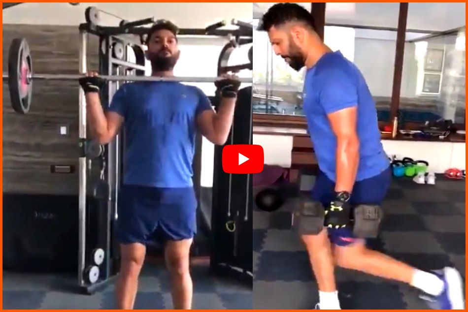 Yuvraj Singh Video Getting Viral On Social Media