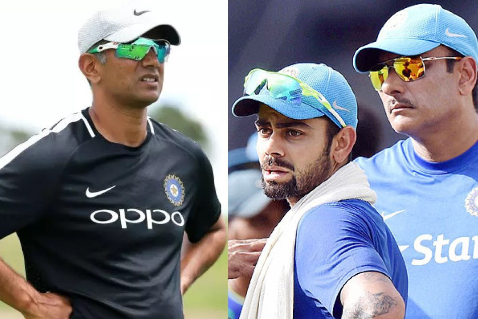 Rahul Dravid Speaks About Ravi Shastri Best Team 10 15 Years Statement