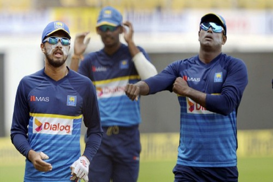 Mathews Removed As Odi Captain From Sri Lanka Chandimal Will