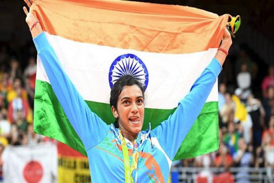 Pv Sindhu Only Sportsperson Forbes India S Maiden List