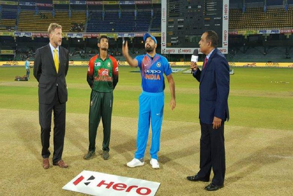 Asia Cup 2018 Rohit Breaks Bad Luck After Winning Toss Against Bangladesh