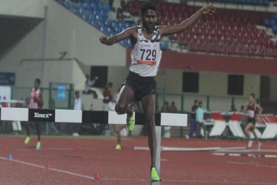 Avinash sable breaks 37 year old record in national athletics championship
