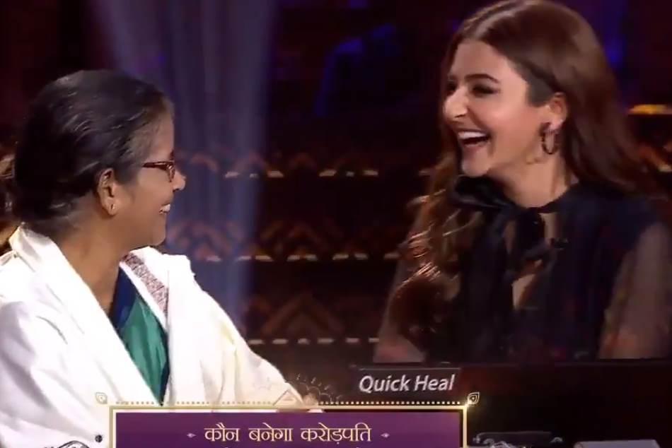Amitabh Bachchan Teases Anushka Sharma Flying Kisses With Virat Kohli