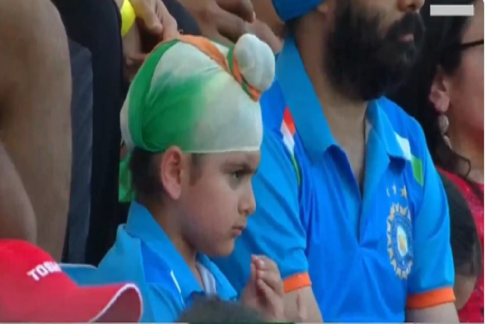 Asia Cup 2018: This cute little sardar is trending on social media with his expressions