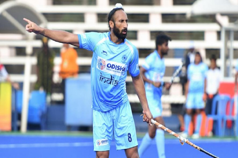 Sardar Singh Took Retirement From International Hockey Know