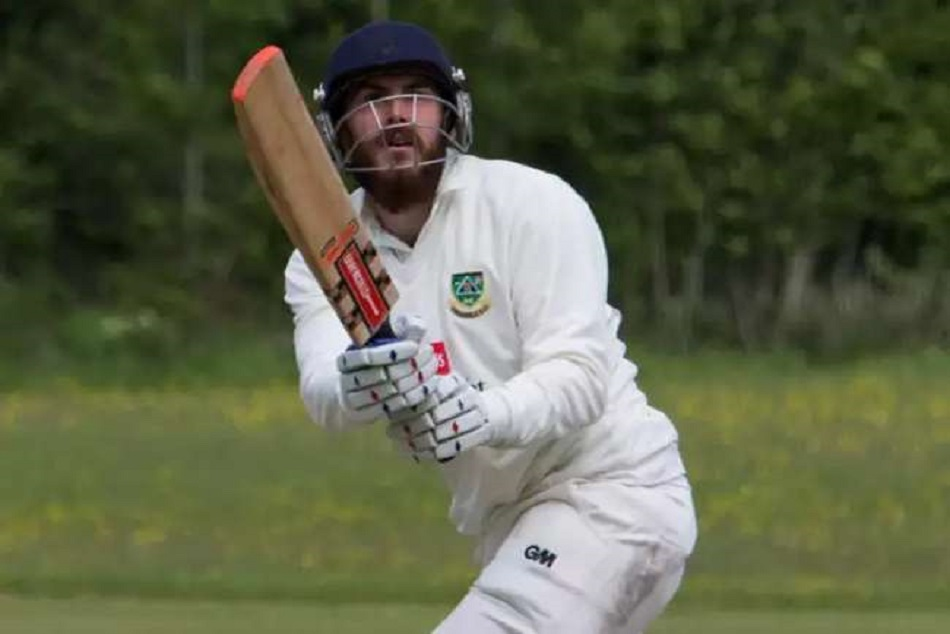 England Club Cricketer Smashed Triple Ton Just 116 Balls Make Record