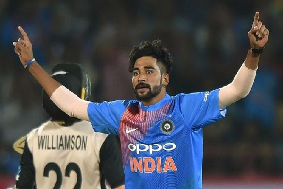 Here is the reason why Mohammed Siraj selected for India vs West Indies Test Series