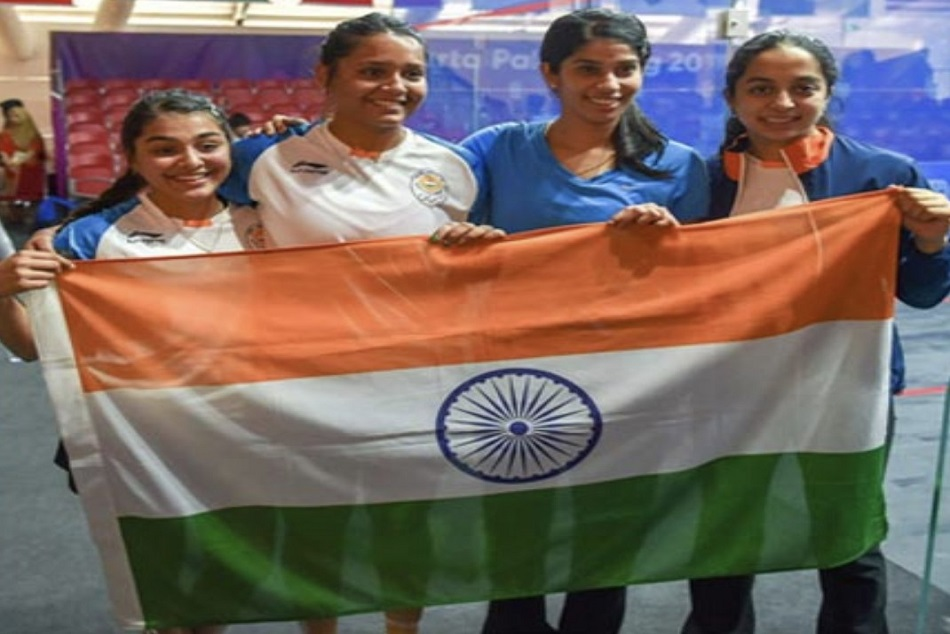 Asian Games 2018 India S Women S Squash Team Wins Silver