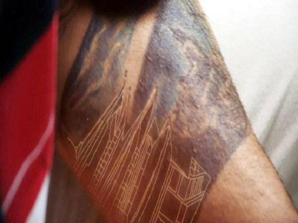 Monastry Tattoo: