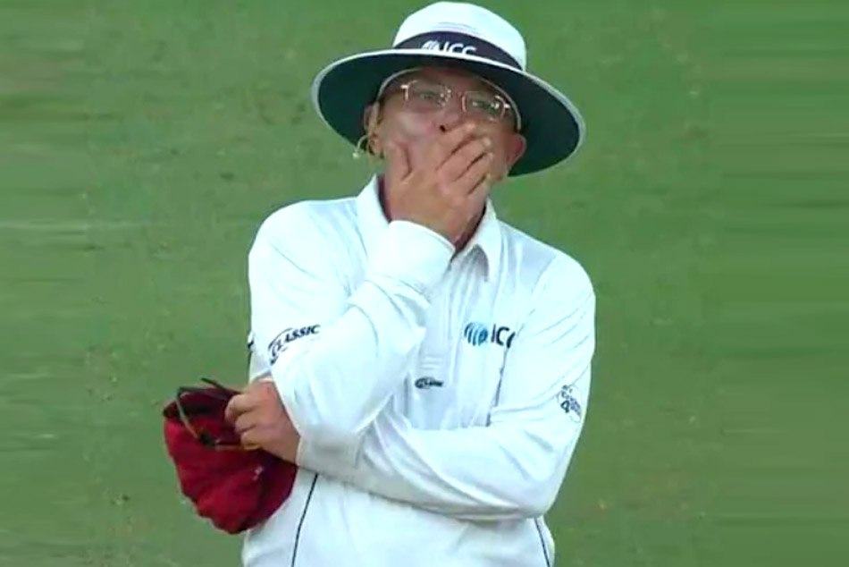ian gould say sorry to jason holder after prithvi shaw wrong decision against wi match