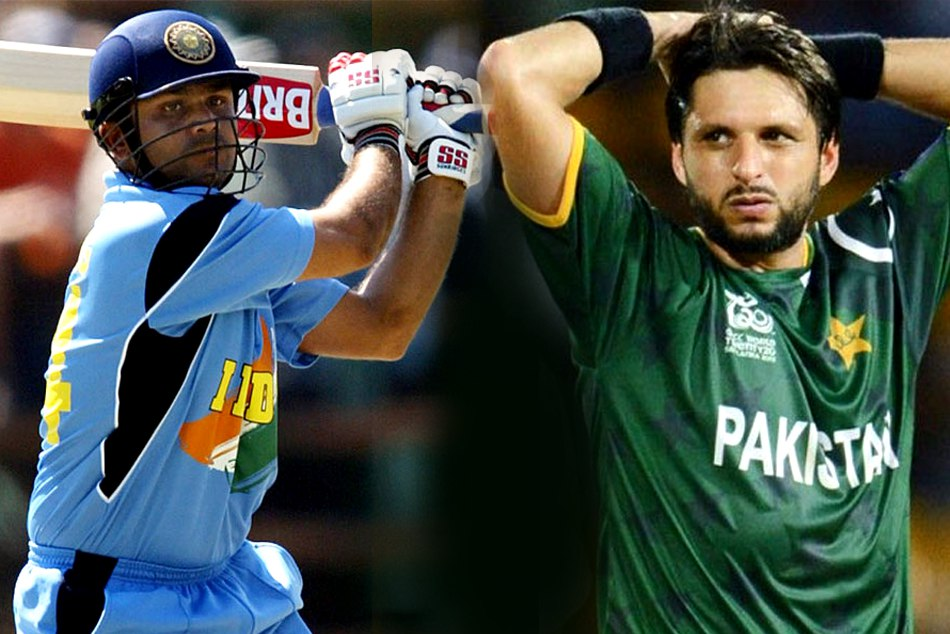 Virendra Sehwag Shahid Afridi Reveals Who Is Thier Toughest