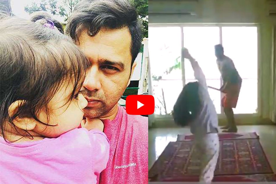 Aakash Chopra For Response On Daughters Career to user watch video