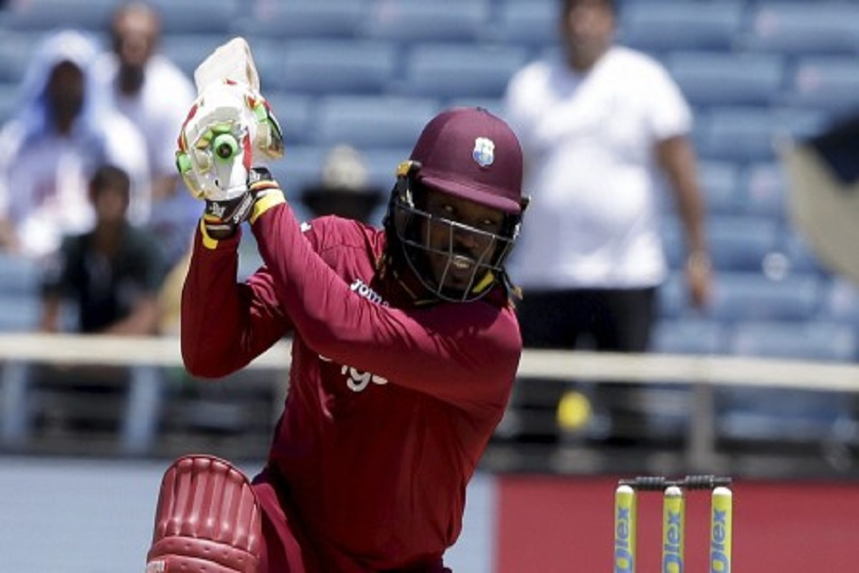 chris gayle took retirement from home cricket with great century