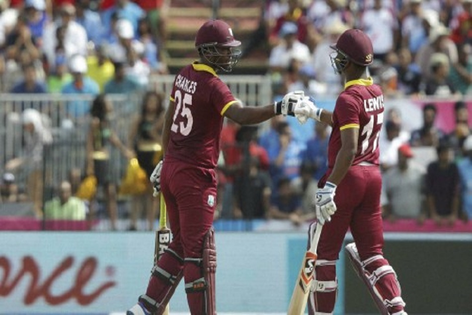 evin lewis withdraw his name from odi and t20 series against india