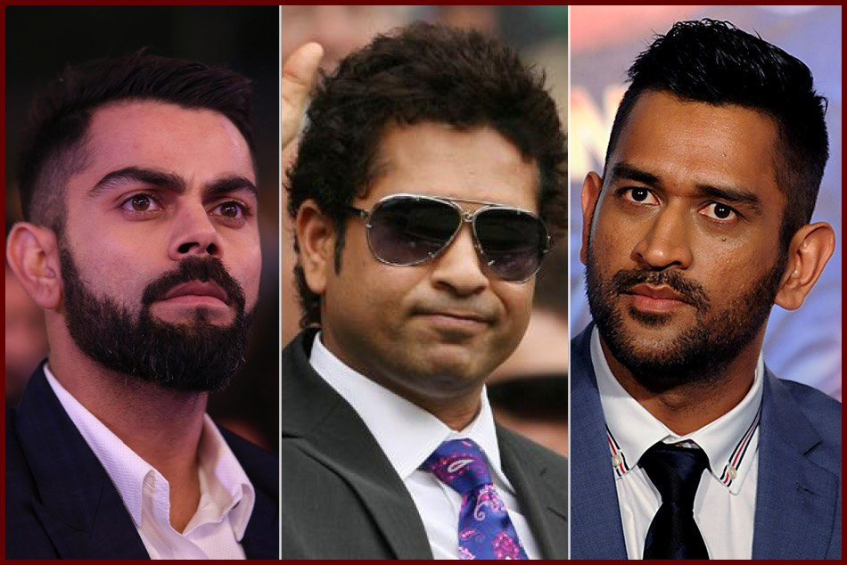 richest palyer in cricket history like sachin tendulkar virat kohli ms dhoni