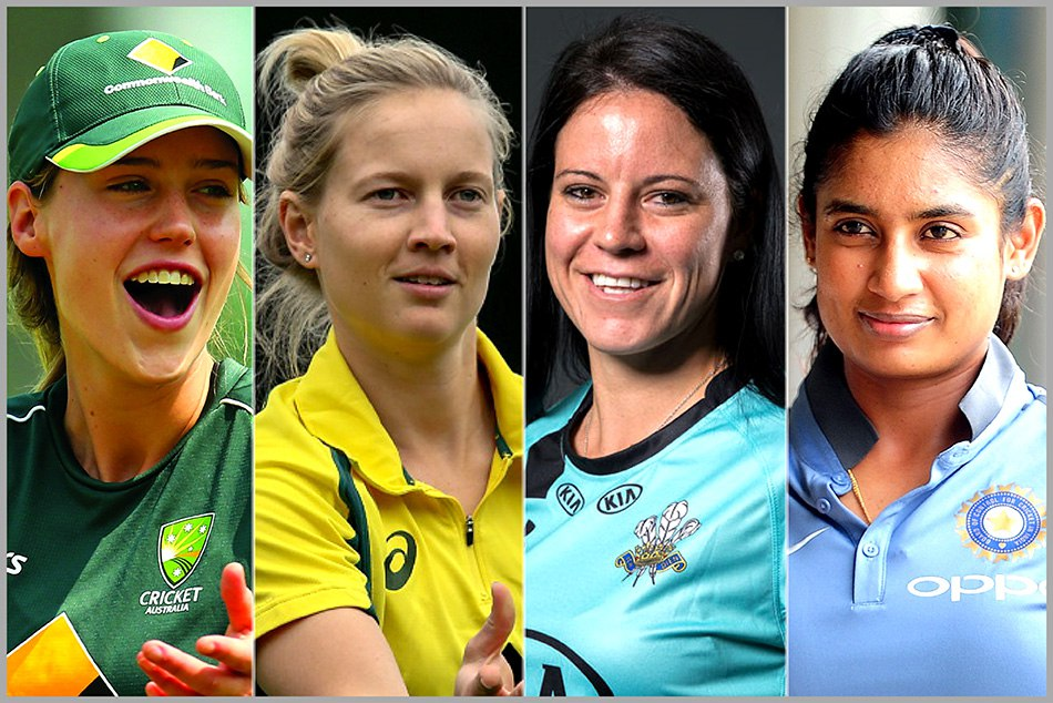 mithali raj,Ellyse Perry,Meg Lanning,marizanne kap 4 women cricketers know records