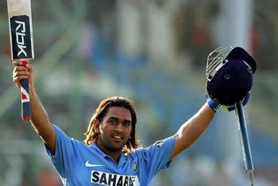 Ms Dhoni smashed 183 runs inning on this day in 2005