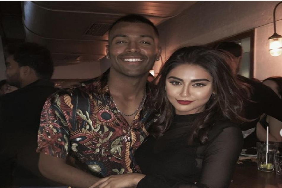 Unseen Pics of Hardik Pandya with actresses on his birthday