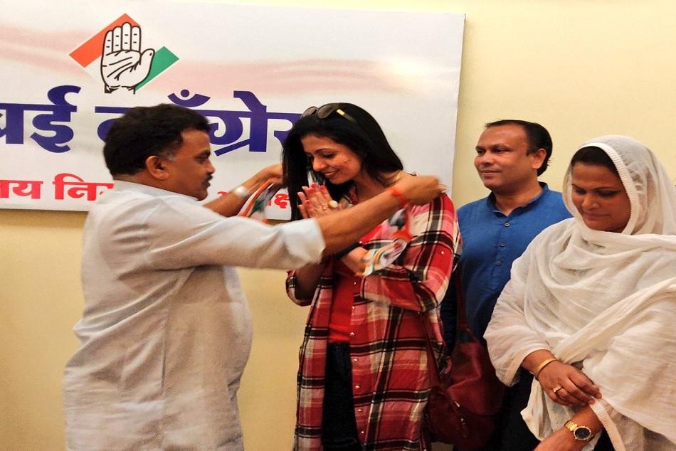Haseen Jahan Wife Mohammad Shami Joins Congress
