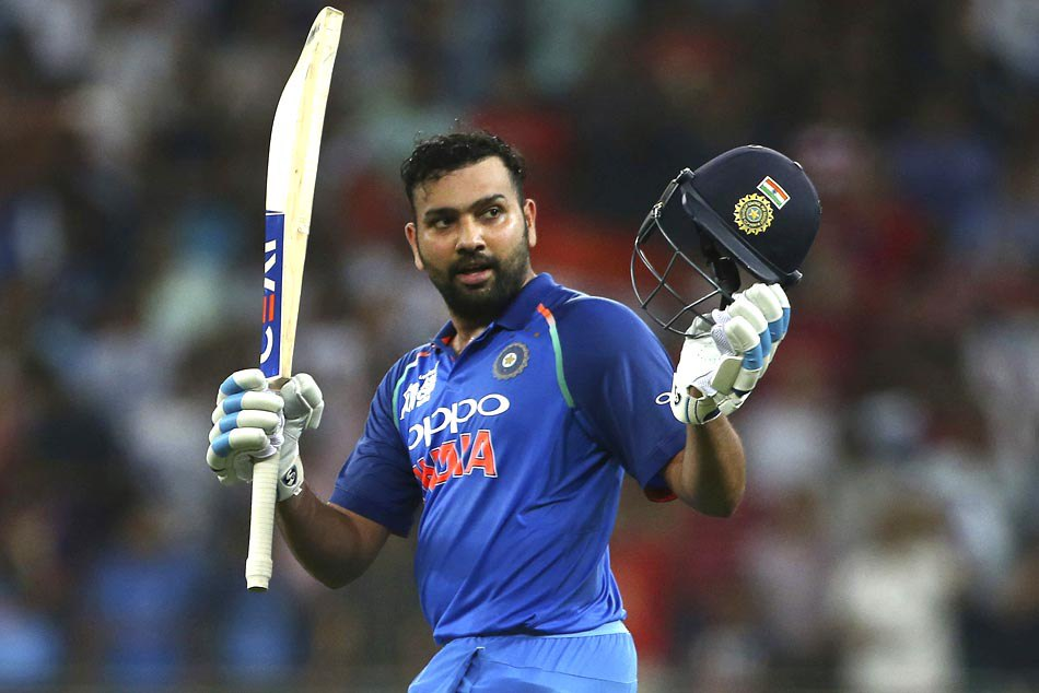 Indvswi Rohit Sharma Create New Record After Hitting Six