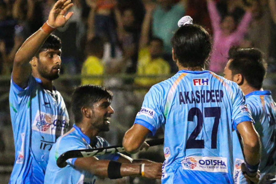India Pakistan Declared Joint Winners Of The Asian Champions Trophy 2018