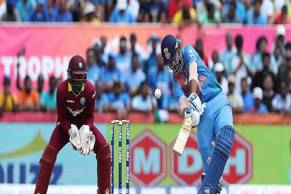 Indvswi Controversy Over Fourth One Day Match Between India And Westindies