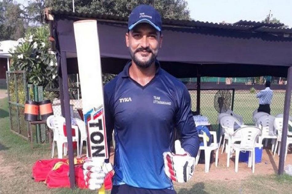 Karanveer Singh Scored Double Century Vijy Hazare Trophy
