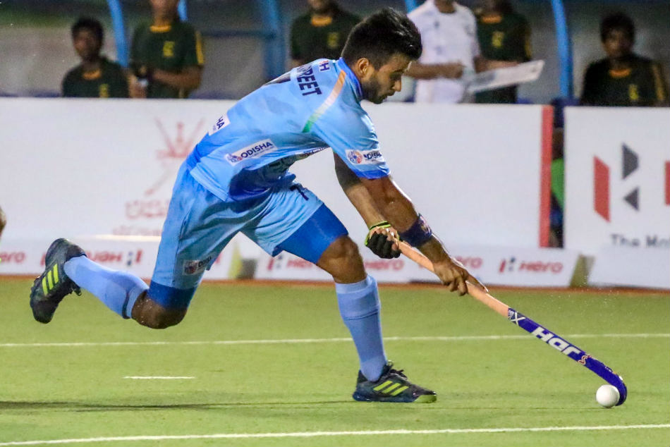 Asian Champions Trophy Finals Today India Vs Pakistan