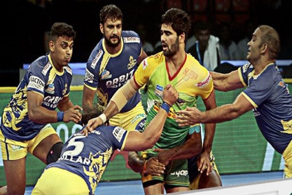 Pro Kabaddi 2018 Tamil Thalaivas Defeated Patna Pirates